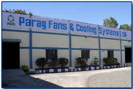 Parag Fans & Cooling Systems Limited first image