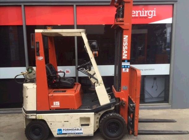 Formidable Fork Lifts - Used and New Forklifts for Sale first image