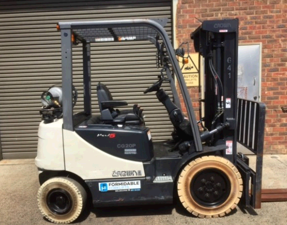 Formidable Fork Lifts - Used and New Forklifts for Sale third image