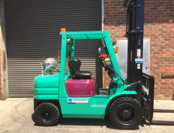 Formidable Fork Lifts - Used and New Forklifts for Sale fourth image