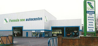 Formula One Autocentres first image