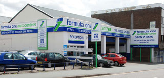 Formula One Autocentres second image