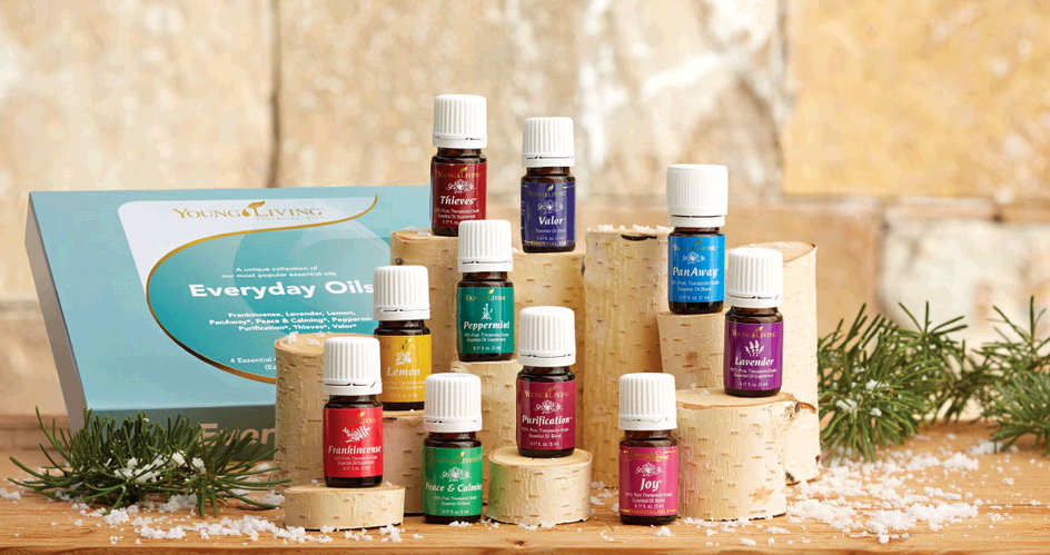 Essential Oils of YL first image