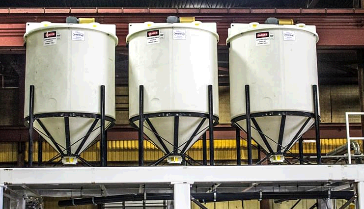 Protectoplas-Industrial Storage Tanks first image