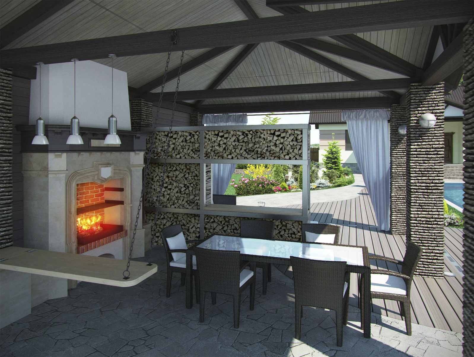 Houston Outdoor Kitchen Pros second image
