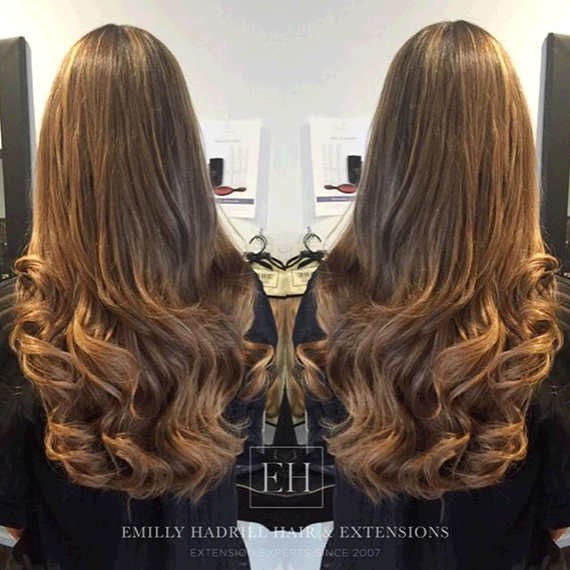 Emilly Hadrill Hair Extensions & Salon first image