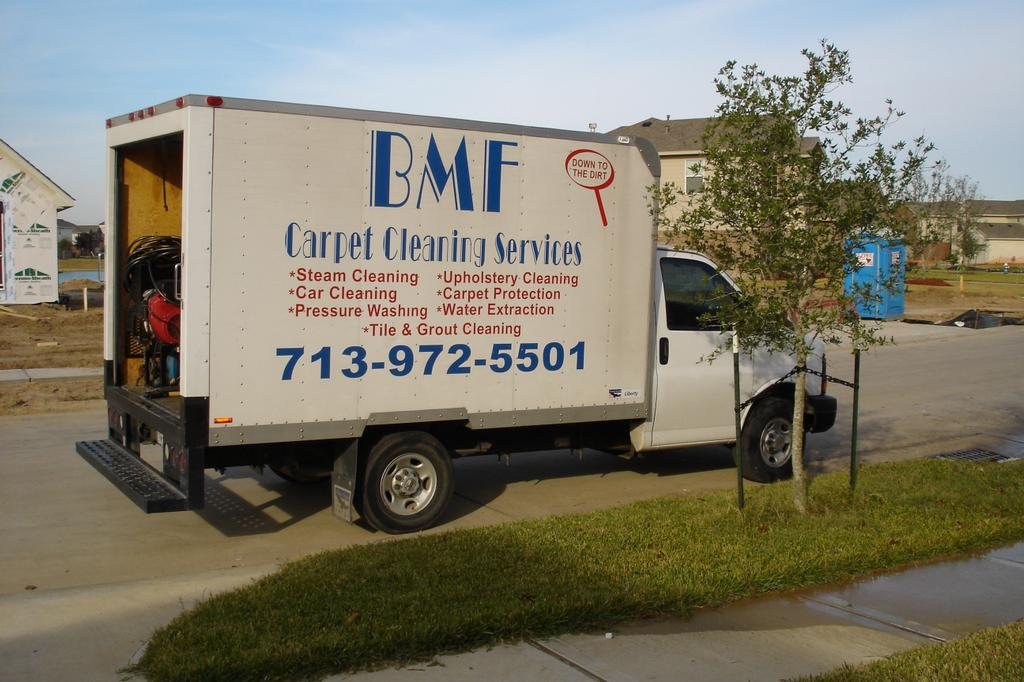 BMF Carpet Cleaning first image