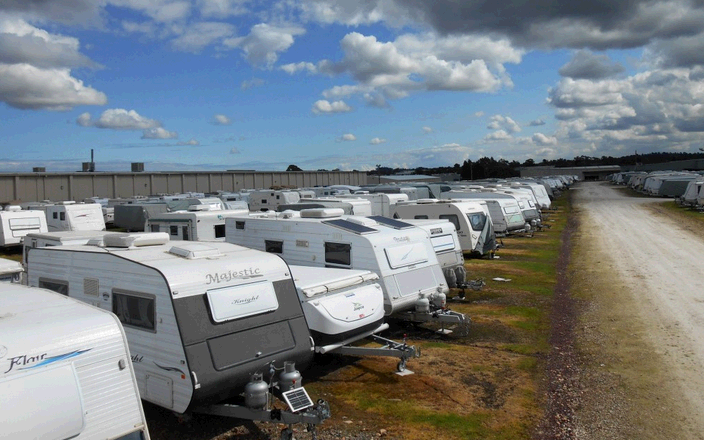 Hardings Swift Caravan Services second image