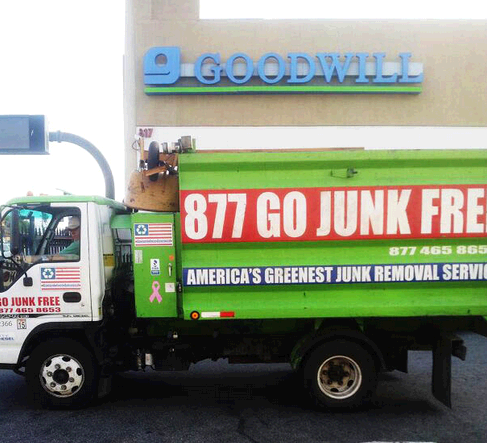 Go Junk Free America first image