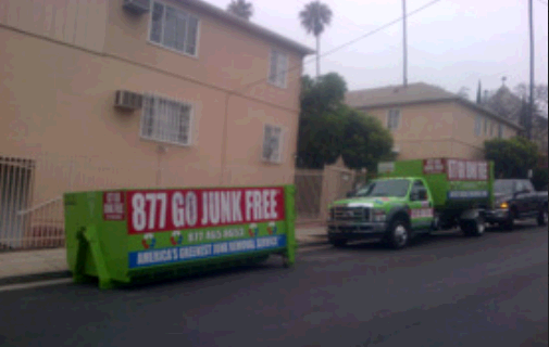 Go Junk Free America fifth image