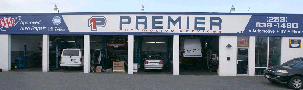 Premier Auto Services first image