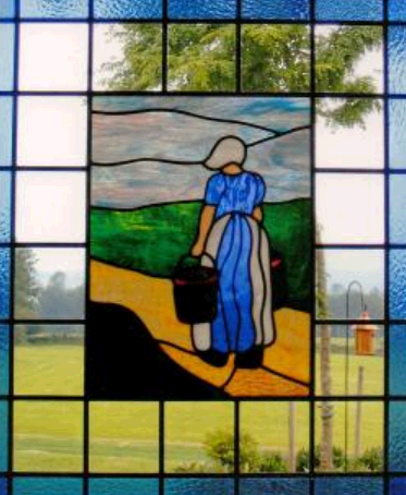 Ambleside Stained Glass fourth image
