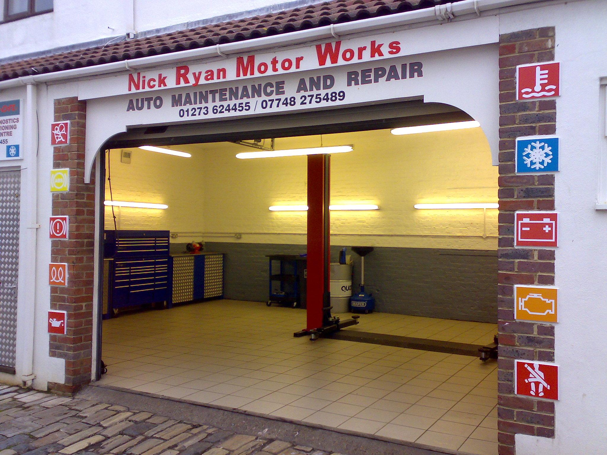 NICK RYAN MOTOR WORKS fourth image