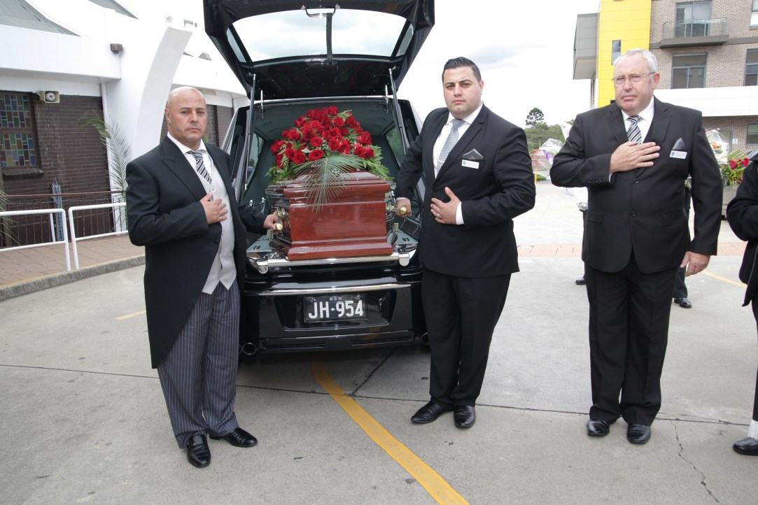 Paul Lahood Funeral Services first image