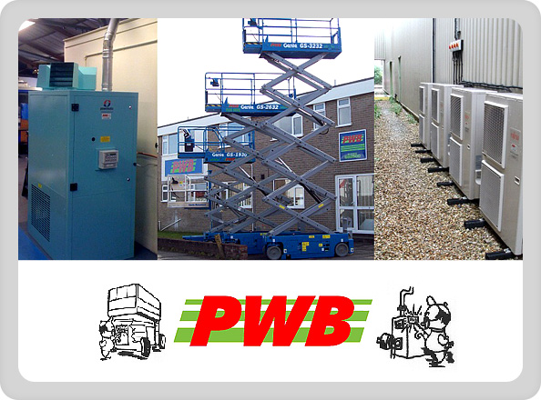 PWB Industrial Heating Service Ltd first image