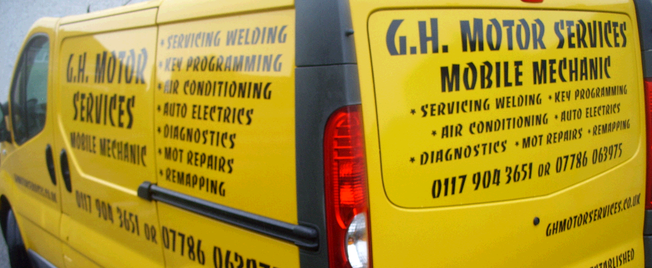 GH MOTOR SERVICES LTD first image