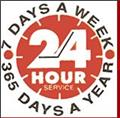 24 Hour Plumbing Services logo
