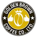 Golden Brown Coffee Co. Ltd logo