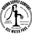Brown Well Supply Company logo